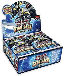 YuGiOh Star Pack 2: 2014 Booster Box