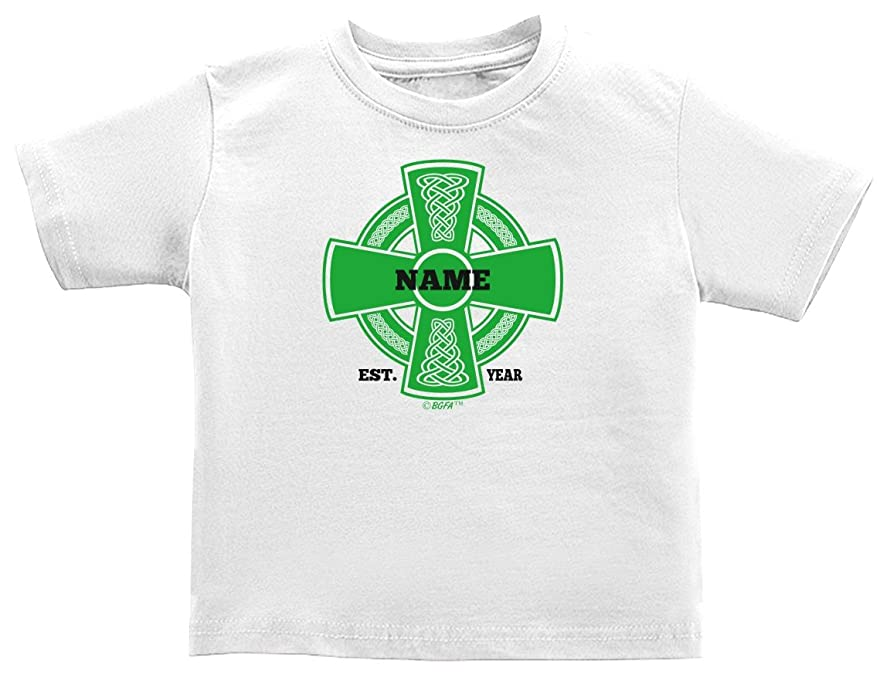Baby Gifts For All Personalized Celtic Add Name Year Custom Infant T-Shirt