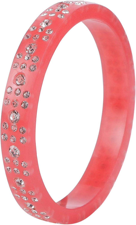 Efulgenz Fashion Jewelry Indian Bollywood Crystal Rhinestone Wedding Bridal Bracelet Bangle Set