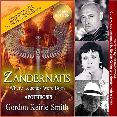 Zandernatis: Apotheosis audiobook cover art