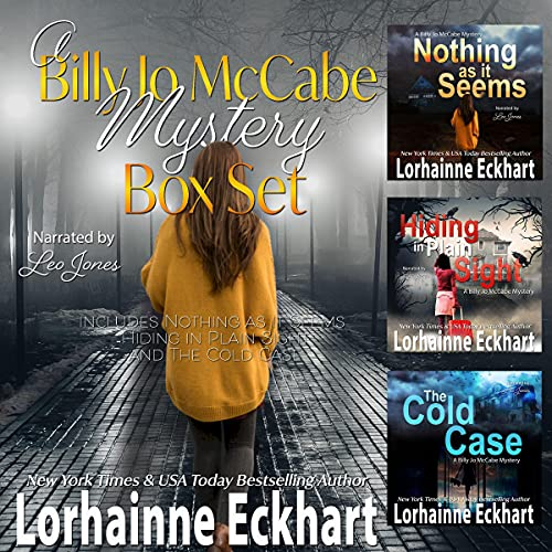 A Billy Jo McCabe Mystery Box Set Audiobook By Lorhainne Eckhart cover art
