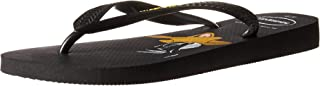 Havaianas Men's Looney Tunes Sandal Black