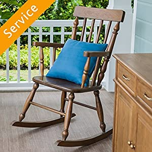Rocking Chair or Glider Assembly
