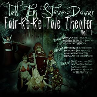 Tell Em Steve Dave Fair-re-re Tale Theater cover art