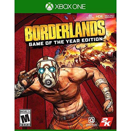 Borderlands Game of the Year Edition Xbox One (Physikalische Version)
