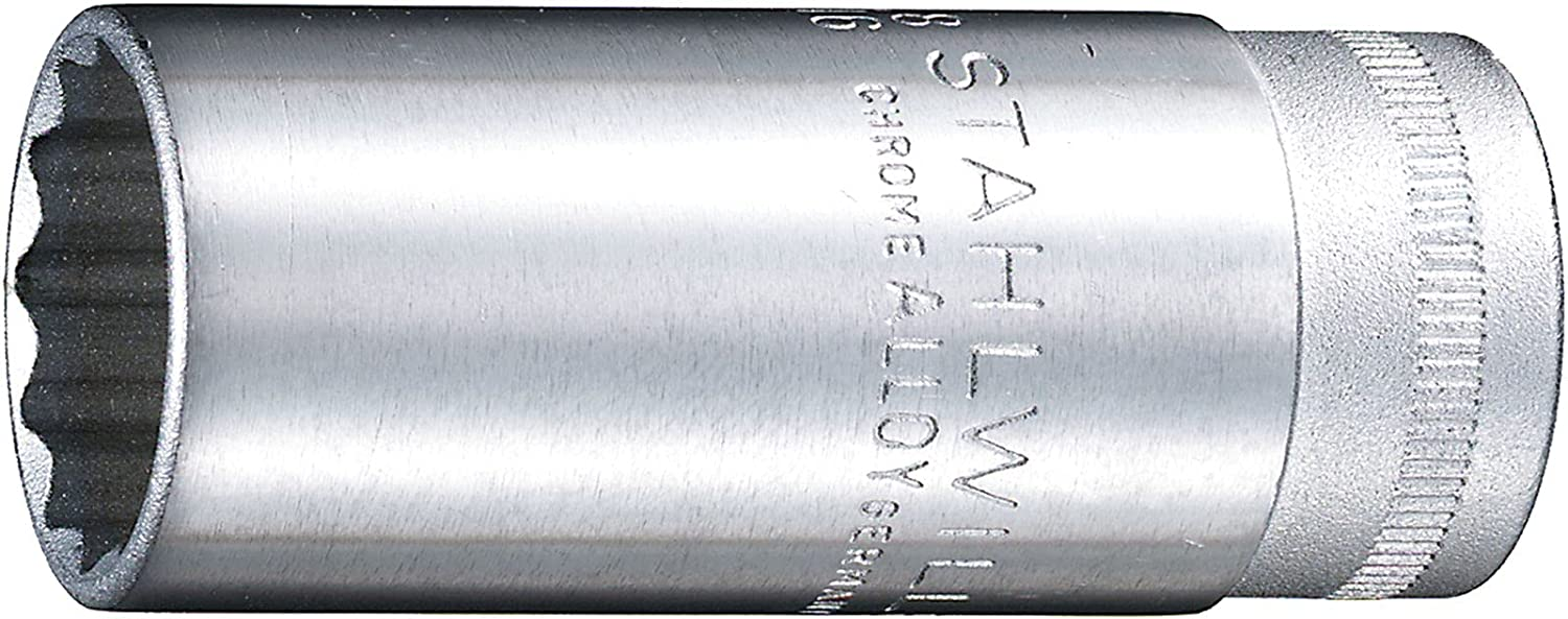 Stahlwille 46-13 Steel Extra Deep Bi-Hexagon Socket Drive 3 Clearance SALE Limited time 8
