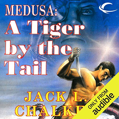 Medusa: A Tiger by the Tail audiobook cover art