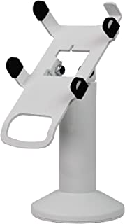Swivel and Tilt Dejavoo Z3/Z6 Terminal Stand, Screw-in and Adhesive (White)