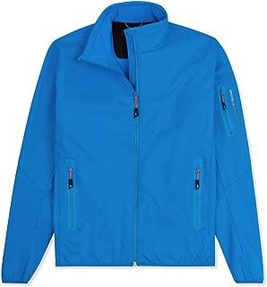 Musto Evolution Crew Soft Shell Jacket - Brilliant Blue
