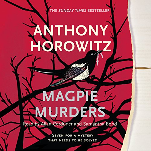 Magpie Murders audiobook cover art
