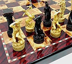 best top rated aztec chess set 2021 in usa