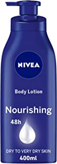 NIVEA, Body Care, Body Lotion, Nourishing, Dry to Very Dry Skin, 400ml