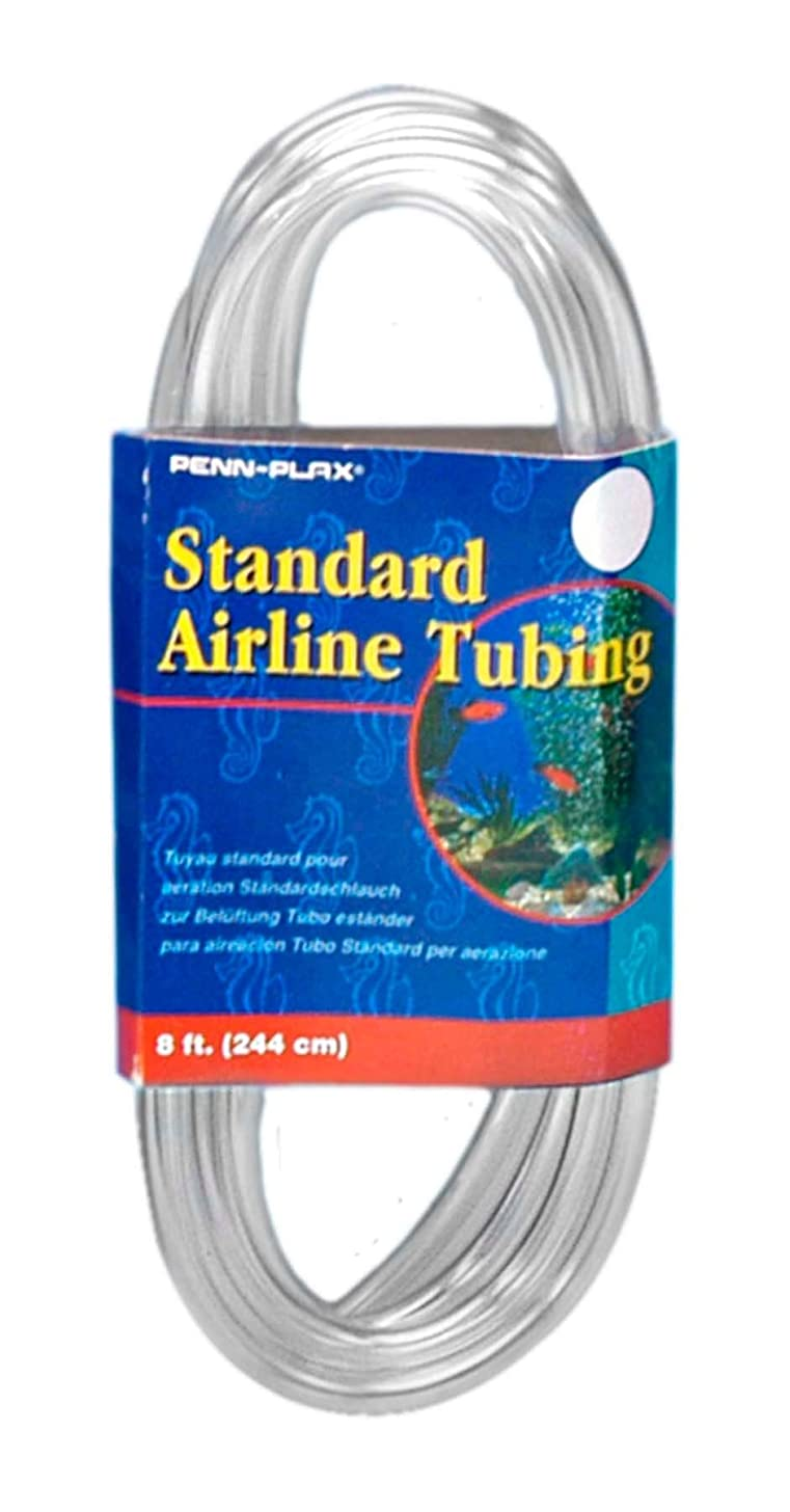Clear & Flexible Air Line Tubing