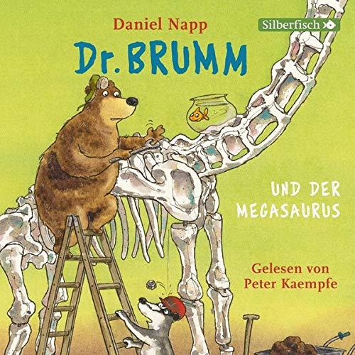 Dr. Brumm und der Megasaurus Titelbild