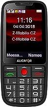Aligator A890 - Teléfono móvil para Personas Mayores con