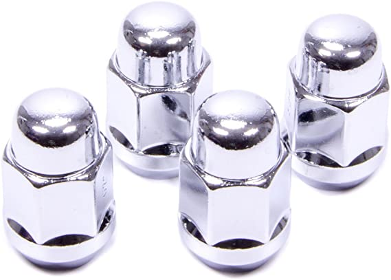 1//2 Thread Size Gorilla Automotive 90087B Acorn Bulge Open End Lug Nuts