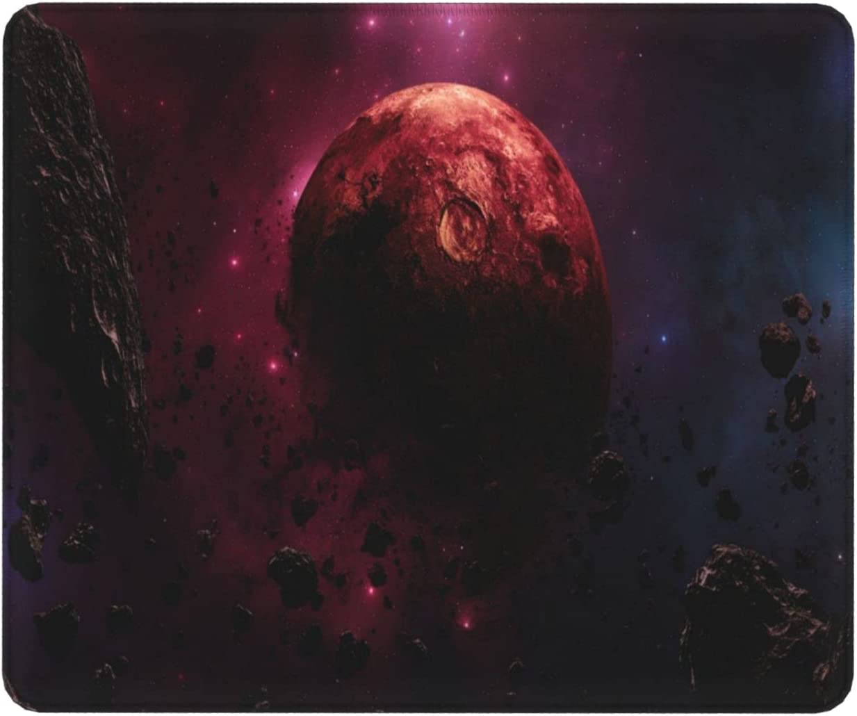QUTETO Large Sales Gaming Mouse Pad BaseHeavy Comf Nonslip with Excellent Thick