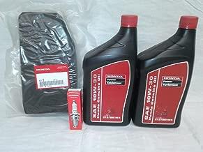 Genuine Honda EU6500 EU6500is EU6500is1 Generator Oil Change Kit Service Tune Up