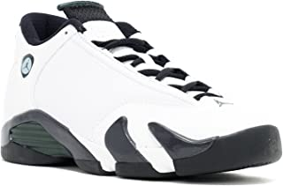 Air Jordan 14 Retro GS White/Black 487524-106
