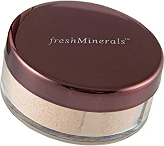freshMinerals Mineral Loose Powder Foundation, Ivory, 11 Gram (906304)