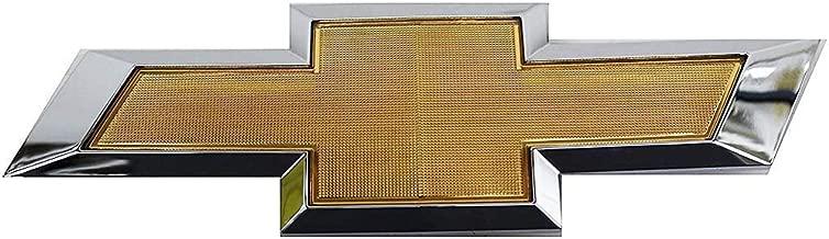 For 2009-2015 Chevrolet Cruze Front Bumper Emblem Gold Chrome Grille Badge