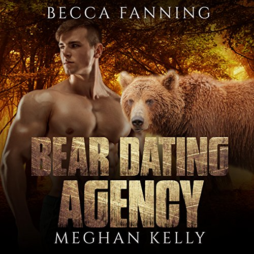 Bear Dating Agency audiobook cover art