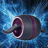 Bazaar Sports fitness rouleau motorisé abdomen roue d'entraînement musculaire équipement ab rouleau...