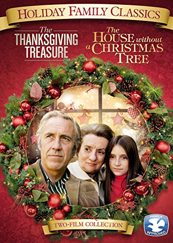 Thanksgiving Treasure / House Without a Christmas [DVD] [Region 1] [US Import] [NTSC]