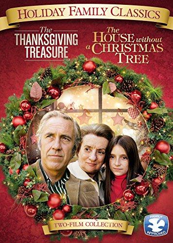 Thanksgiving Treasure / House Without a Christmas [Importado]