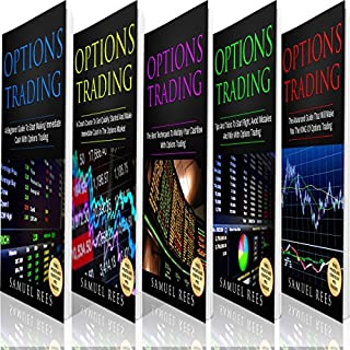 Options Trading: The Bible: 5 Books in 1     The Beginners Guide + The Crash Course + The Best Techniques + Tips and Tricks + The Advanced Guide to Get Quickly Started and Make Immediate Cash with Options Trading              By:                                                                                                                                 Samuel Rees                               Narrated by:                                                                                                                                 Ralph L. Rati                      Length: 6 hrs and 11 mins     166 ratings     Overall 4.3