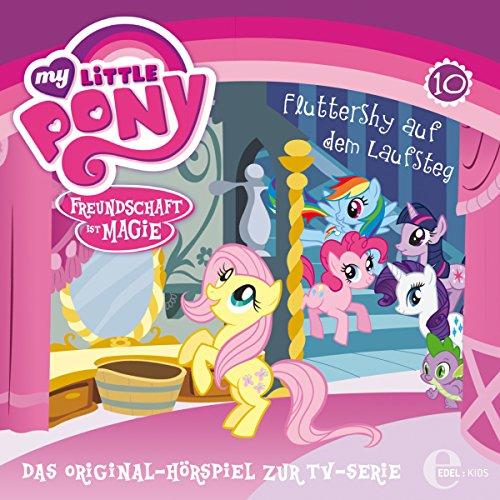 Fluttershy auf dem Laufsteg (My Little Pony 10) Titelbild