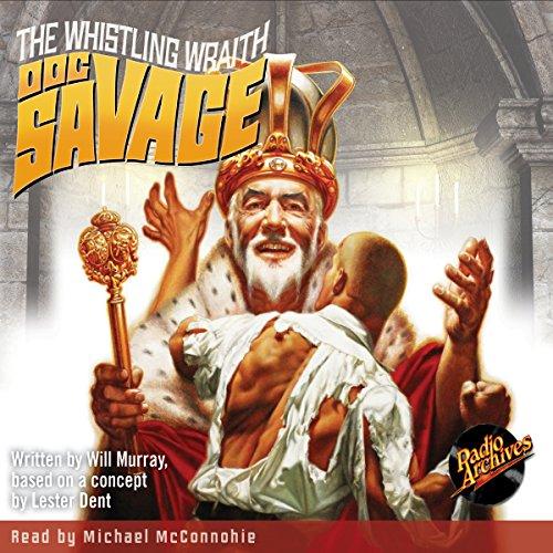 Doc Savage: The Whistling Wraith Titelbild