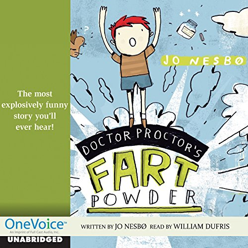 Doctor Proctor's Fart Powder cover art