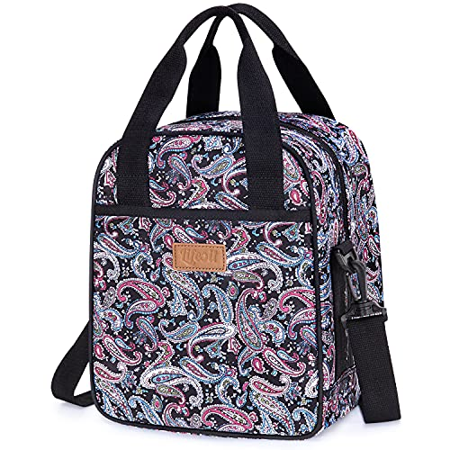 Lifewit Lunch Bag for Women Insulated Lunch Box Soft Tote Bag Lunch...