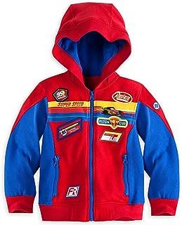 Store Cars Lightning McQueen Little Boy Hoodie Sweat Shirt Size 5/6