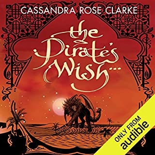 The Pirate's Wish audiobook cover art