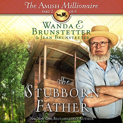 The Stubborn Father audiobook cover art