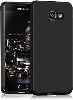 kwmobile Hülle kompatibel mit Samsung Galaxy A3 (2016)   Handyhülle   Handy Case in Schwarz matt