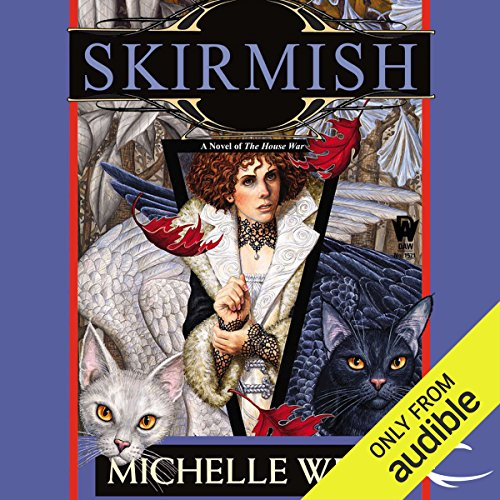 Skirmish cover art