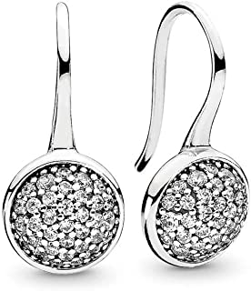 Best pandora dazzling droplets drop earrings Reviews
