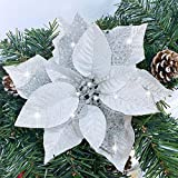 Top 10 Silver Christmas Tree Decorations