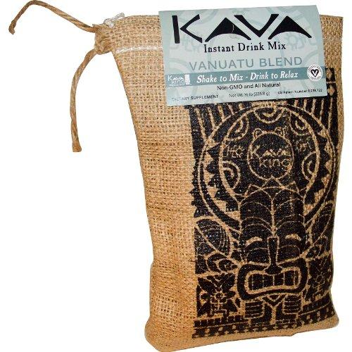 Kava King Products Inc Instant Drink Mix Vanuatu Blend 8 ounces