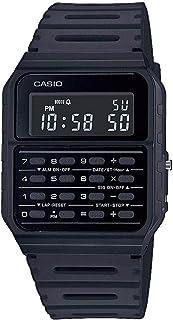 Casio Collection Retro CA-53WF Montre numérique pour Homme avec Bracelet en Plastique