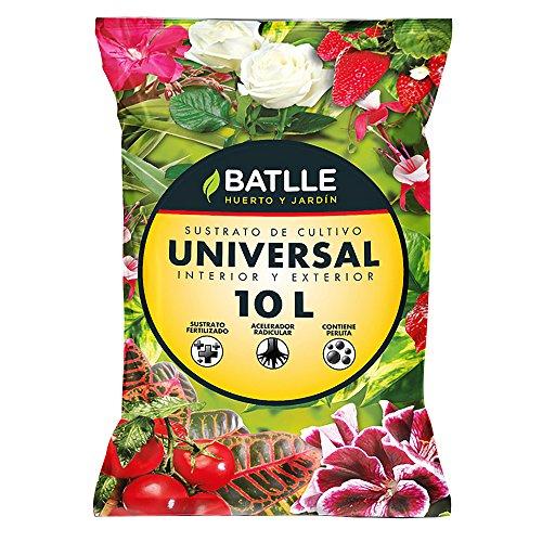 Semillas Batlle 960002PIC Sustrato Universal, 10 l