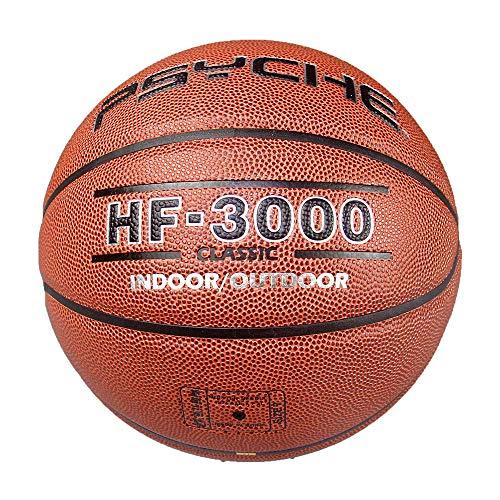 Panpan Baloncesto Interior y Exterior Universal Primaria y Secundaria Escuela de Baloncesto Personalizado número 7 higroscópico PU Baloncesto