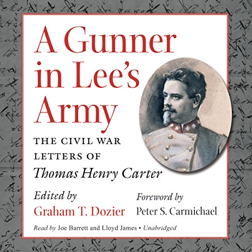 A Gunner in Lee's Army cover art