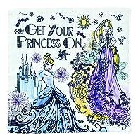 ディズニー プリンセス「ジュエルドレス」 ハンドタオル 2005015500