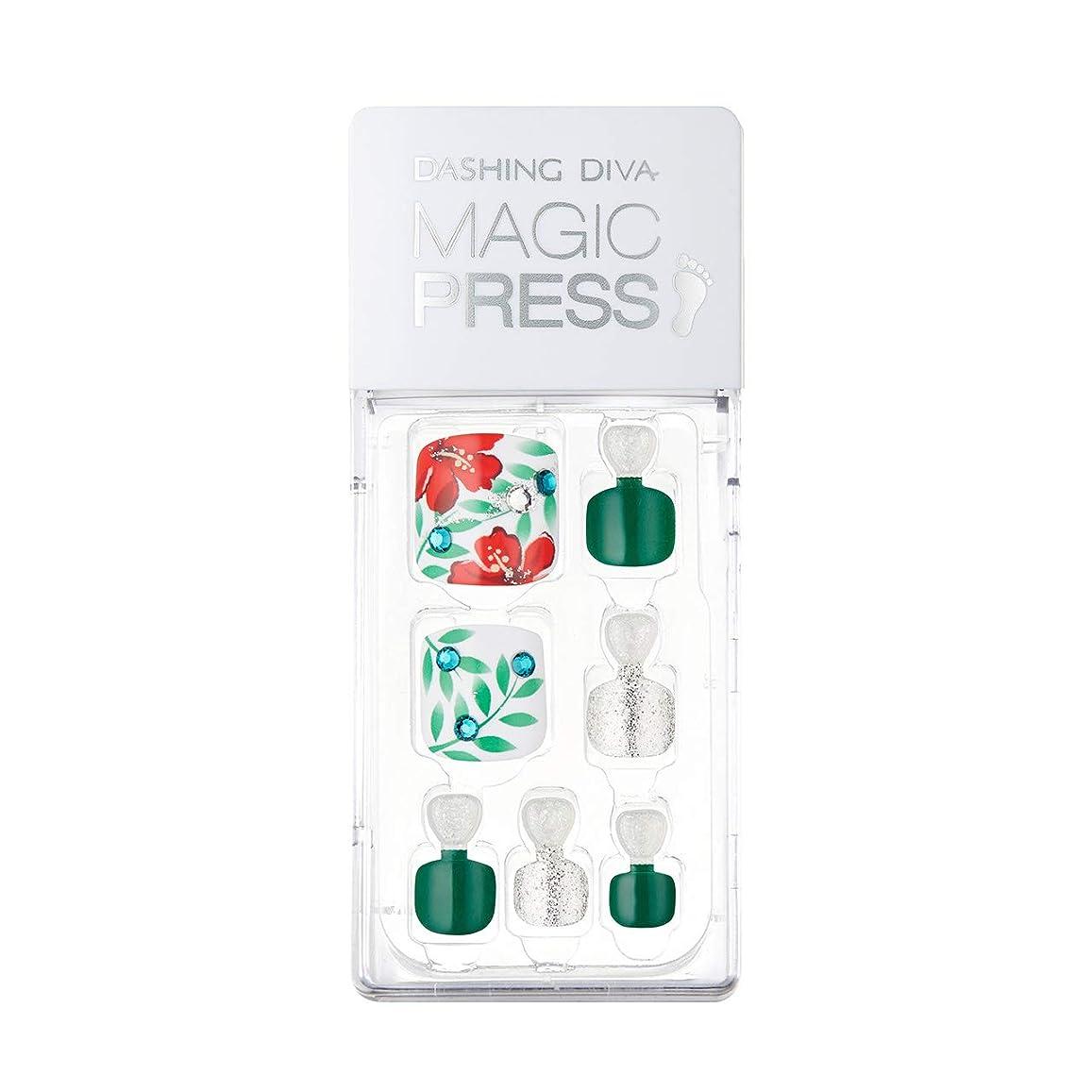 ブロックフルーツ野菜伝染性ダッシングディバ マジックプレス DASHING DIVA MagicPress MDR_377P-DURY+ オリジナルジェル ネイルチップ Maxi Dress