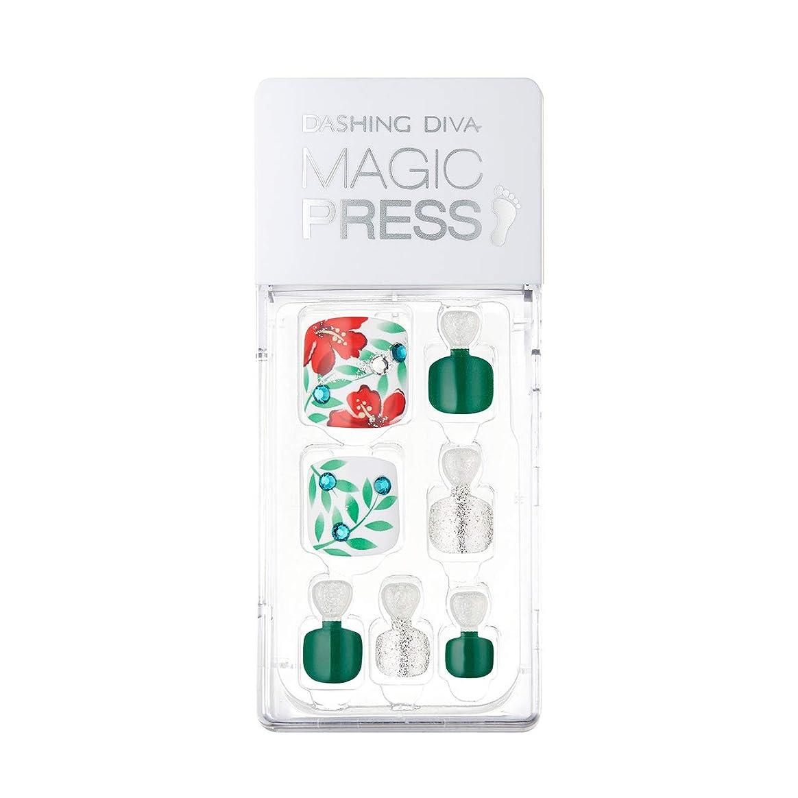 後退する上に築きます魔術ダッシングディバ マジックプレス DASHING DIVA MagicPress MDR_377P-DURY+ オリジナルジェル ネイルチップ Maxi Dress