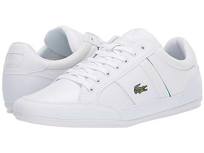 Lacoste Chaymon 219 1 CMA (White/Green) Men